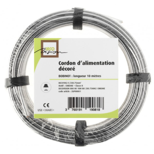 cable electrique decoratif maison design